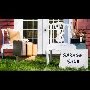INFO ON PRICING FOR GARAGE SALE ITEMS